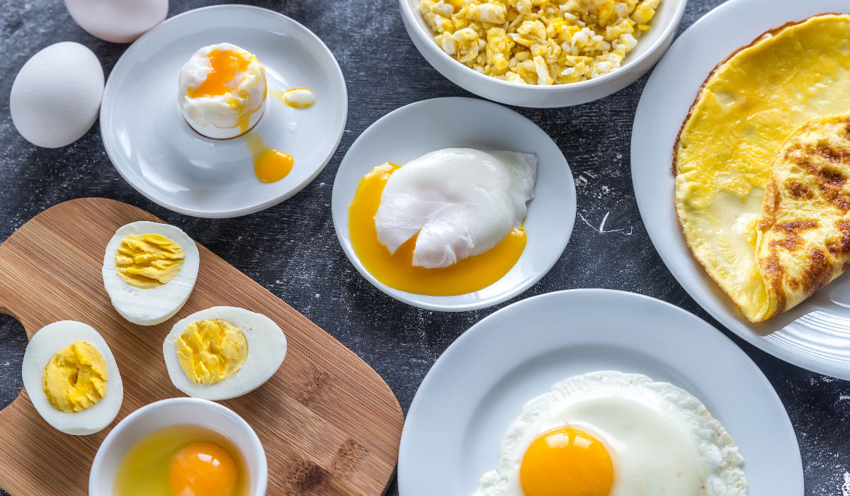 Descubra a forma mais saudável de cozinhar ovos
