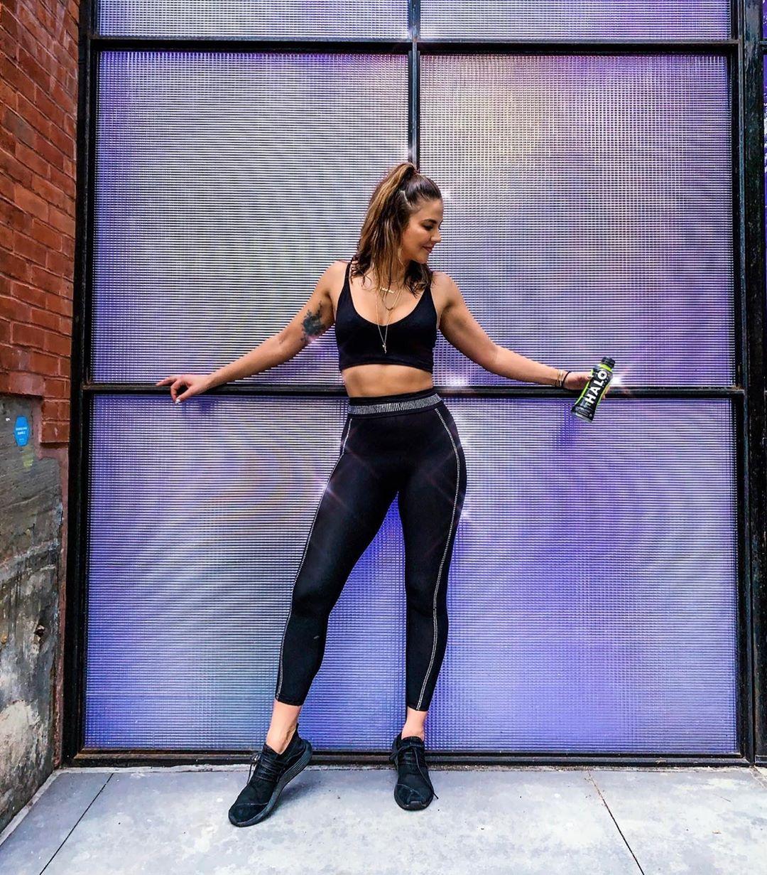 Bec Donlan, o fitness e os coregasms que são melhores do que sexo