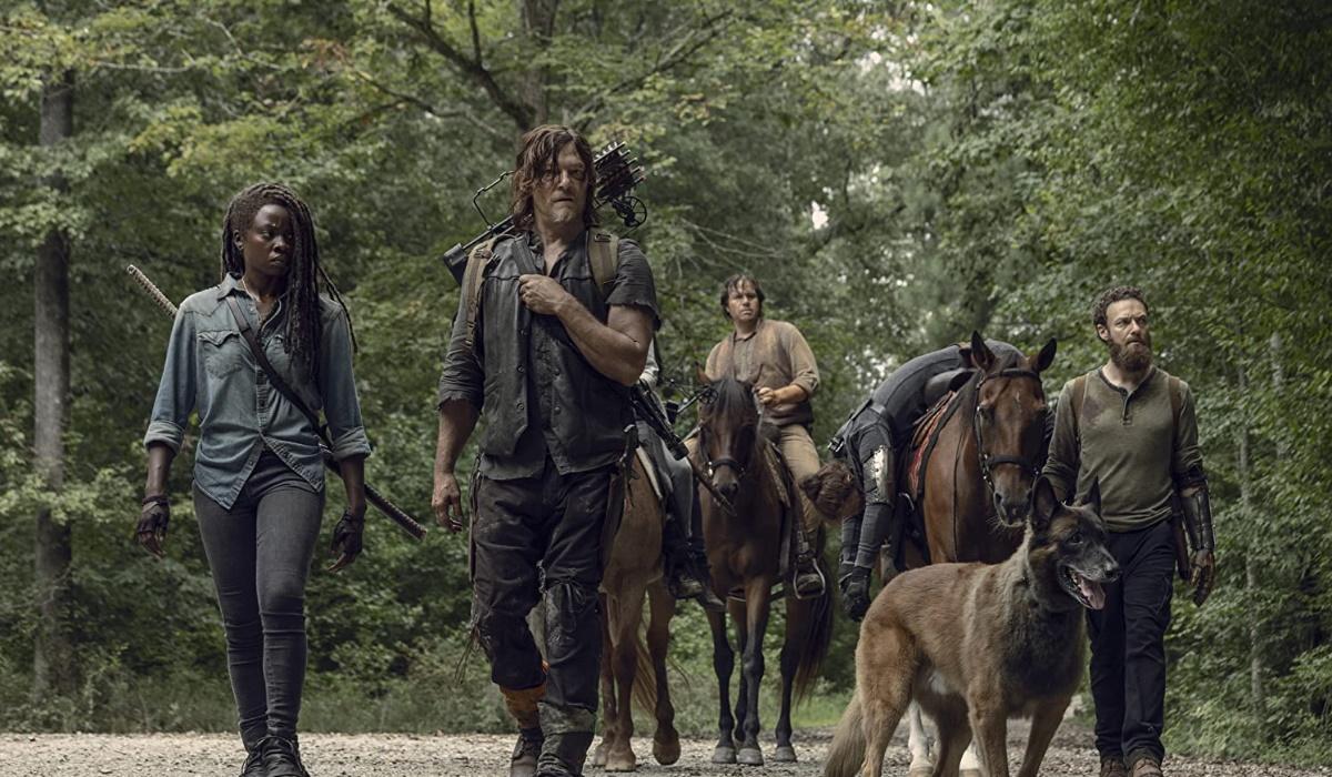 The Walking Dead inspira-se em A Guerra dos Tronos para batalha épica