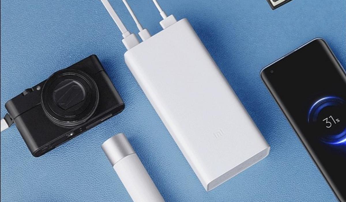 Mi Powerbank 3, o carregador portátil mais potente de sempre da Xiaomi