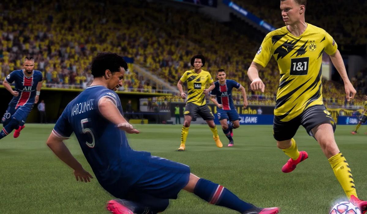 Fuga de informação revela vídeo com gameplay do novo FIFA 21