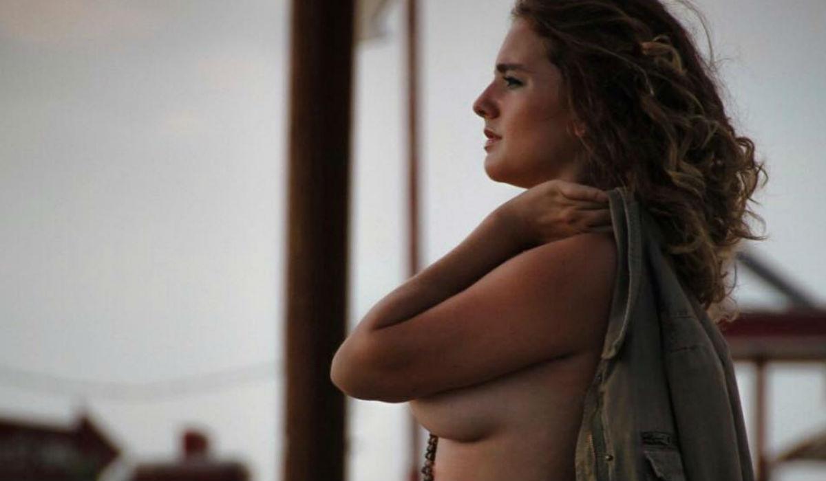 Leonor Seixas e o desejo de poder masturbar-se todos os dias