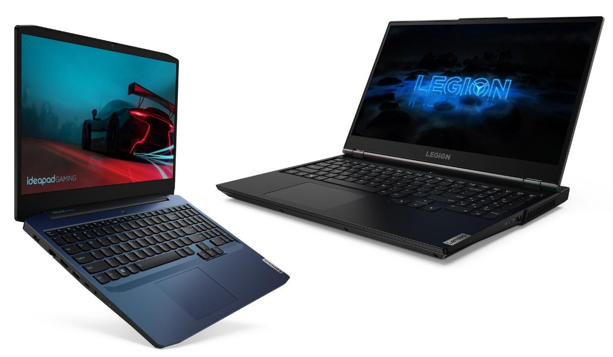 Lenovo apresenta dois novos portatéis gaming low-cost