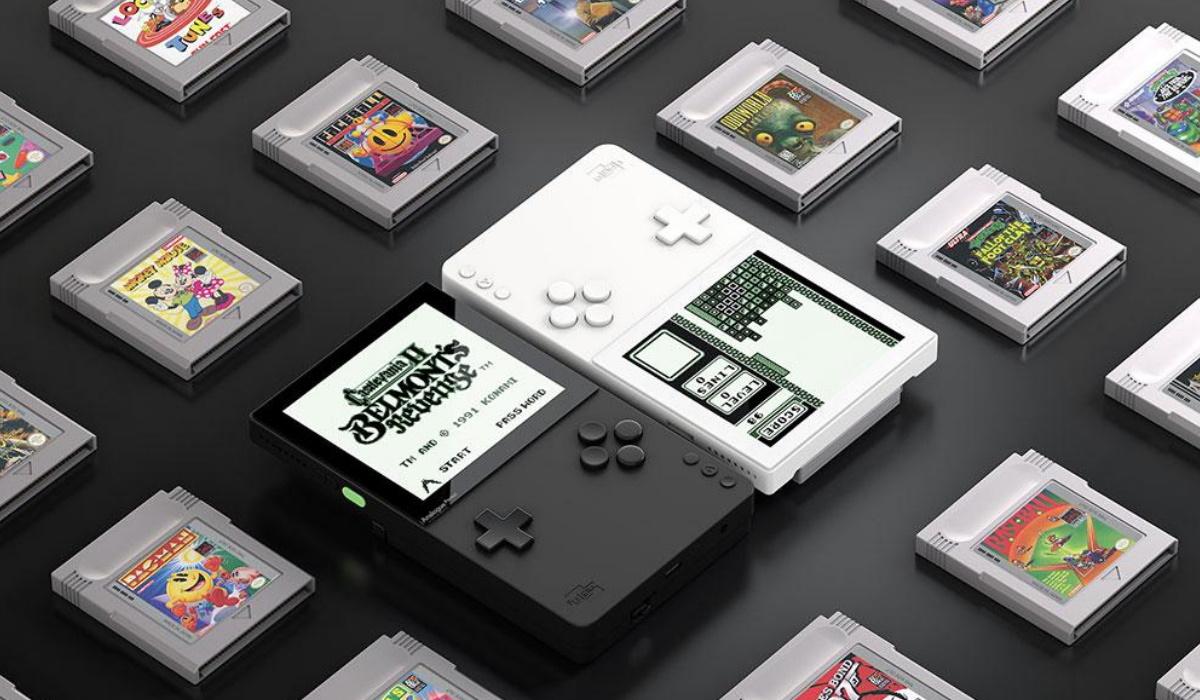 Analogue Pocket, a consola portátil que recupera os cartuchos antigos
