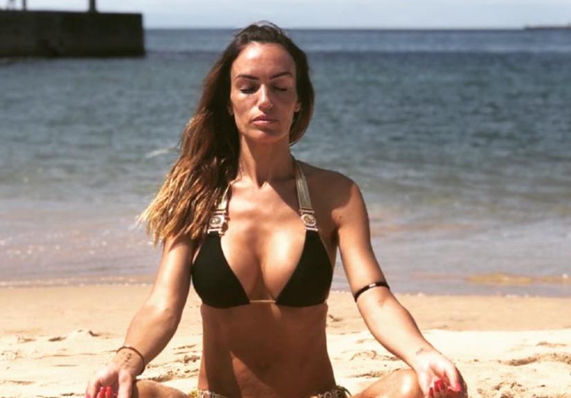 Liliana Aguiar e o corpo de sonho que não passa despercebido neste verão
