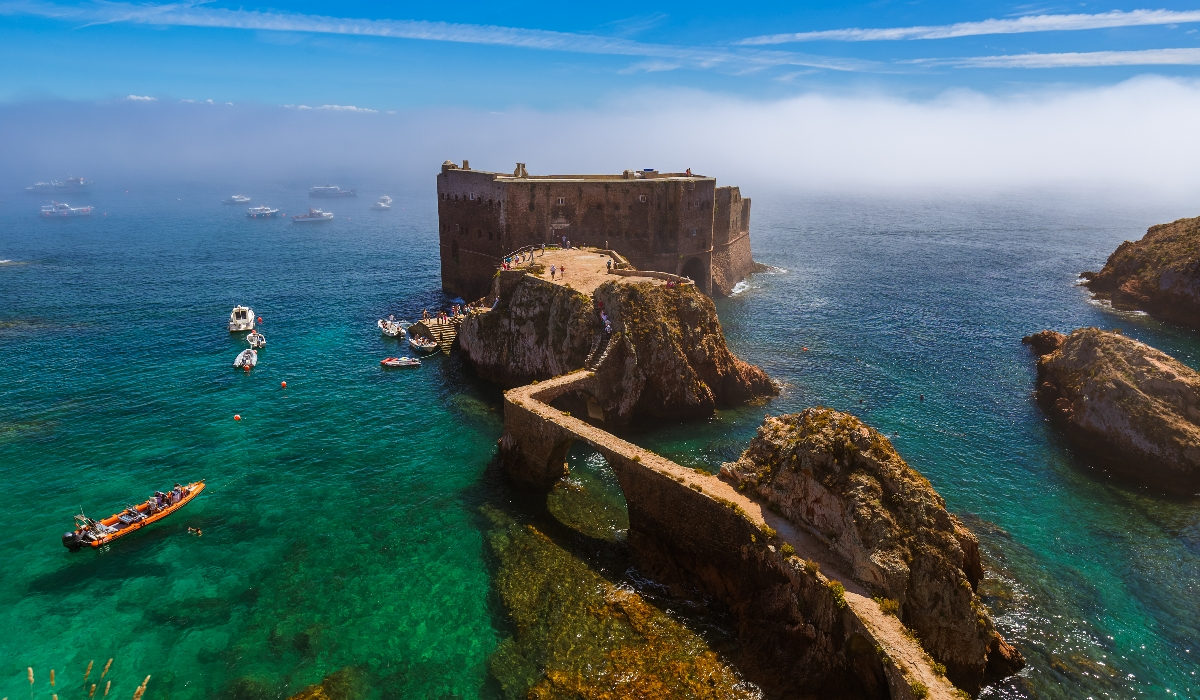 Berlenga, a bonita ilha isolada do mundo onde quem manda são as gaivotas