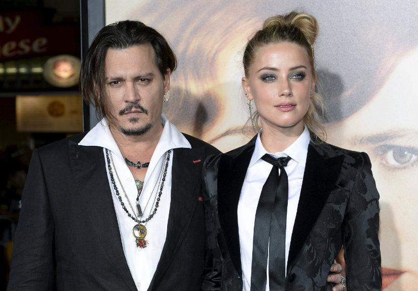 Advogado de Johnny Depp garante que ator nunca bateu numa mulher