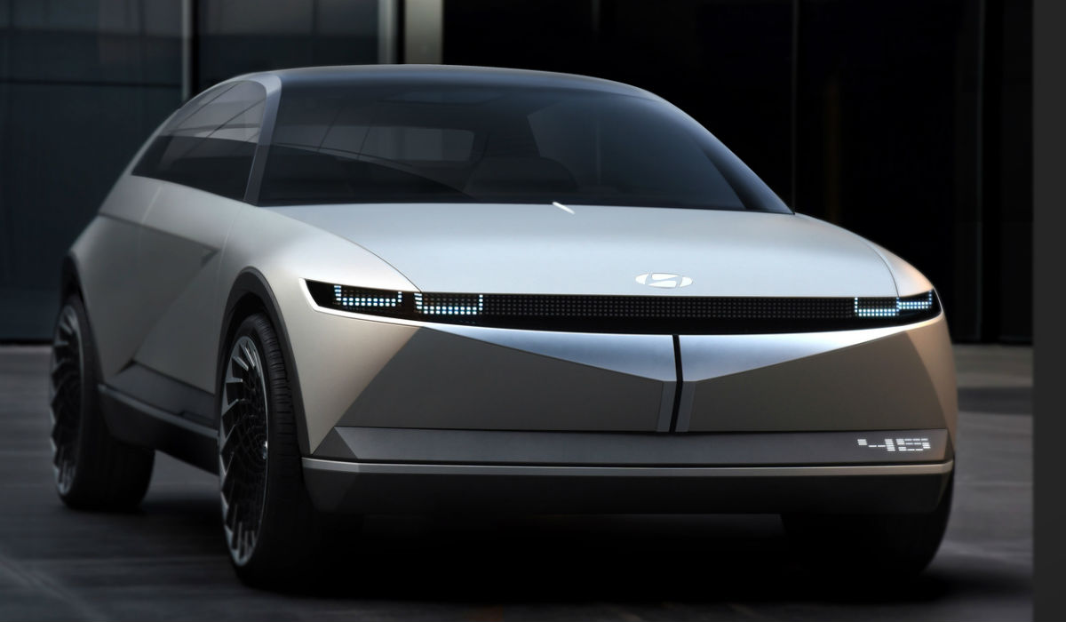 O Hyundai que é um aceno ao passado e um vislumbre do futuro