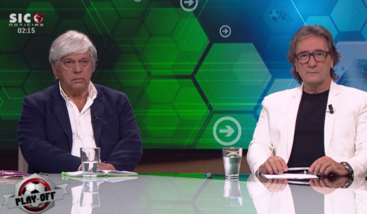 SIC Notícias põe ponto final nos programas sobre FC Porto, Benfica e Sporting