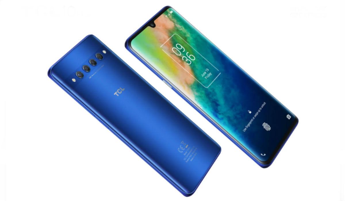 TCL expande a linha de smartphones Série 10 com o TCL 10 Plus e o TCL 10 SE