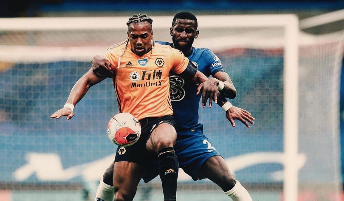 Adama Traoré e o truque para fugir dos adversários que envolve óleo de bebé
