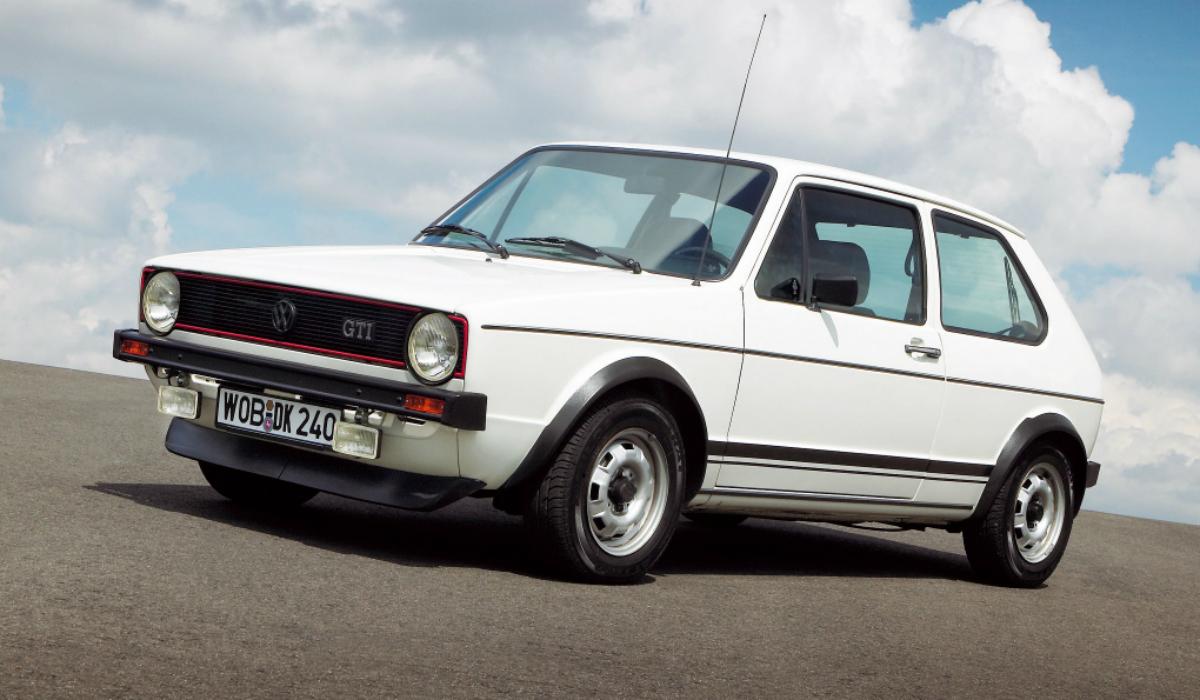 Volkswagen Golf GTI, a primeira geração de um desportivo de sucesso
