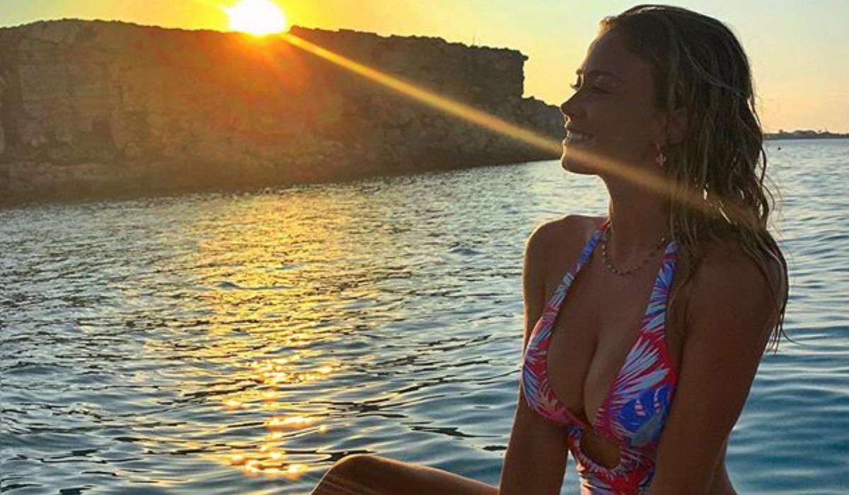 Diletta Leotta, o verdadeiro motivo para Ibrahimovic permanecer em Milão