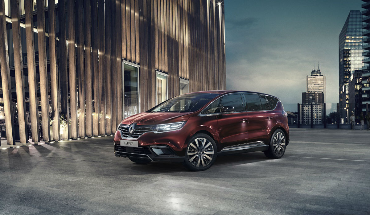 Renault Espace, o novo modelo aposta na elegância, tecnologia e segurança
