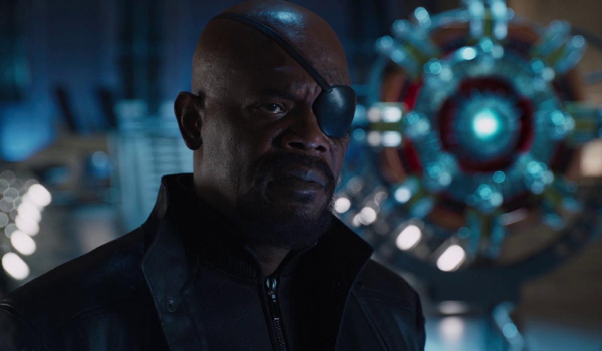 Samuel L Jackson vai ter uma série Marvel no Disney+