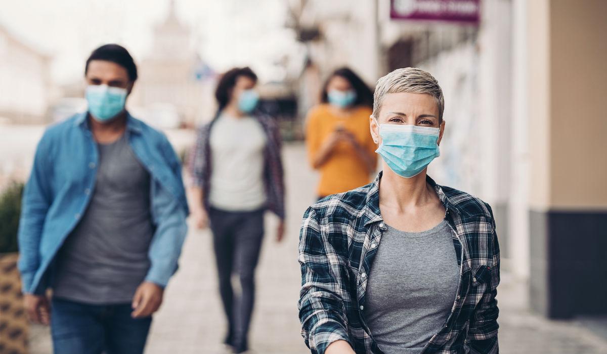 Descubra as doenças associadas se usar máscara durante longos períodos de tempo