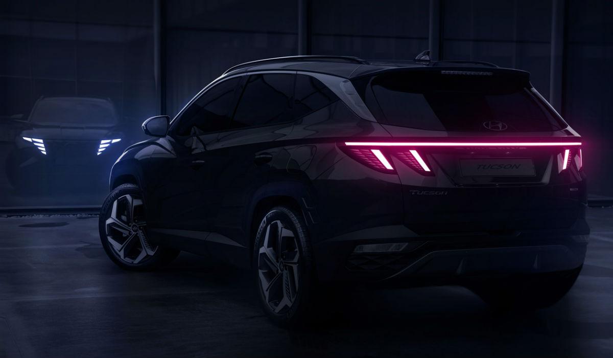 Novo Hyundai Tucson com um design revolucionário