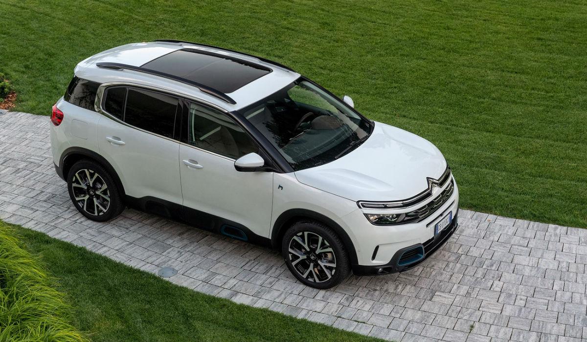 Novo SUV C5 Aircross Hybrid da Citroën chega a Portugal