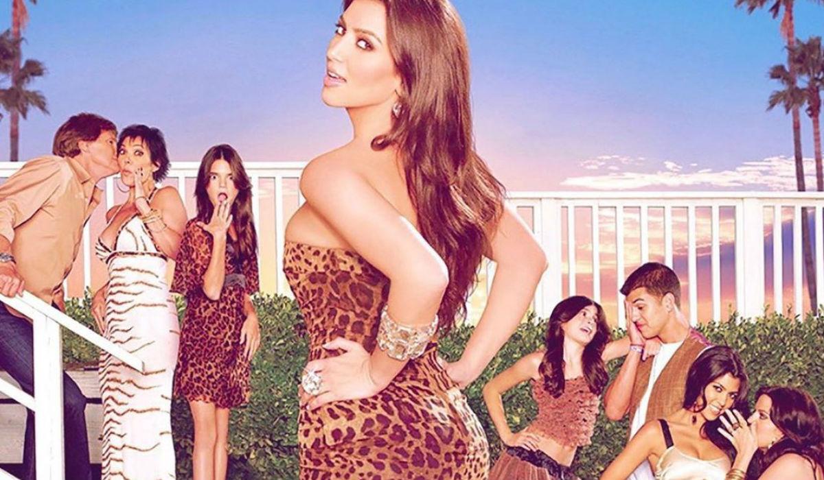 A família Kardashian não quer brincar mais aos programas de televisão