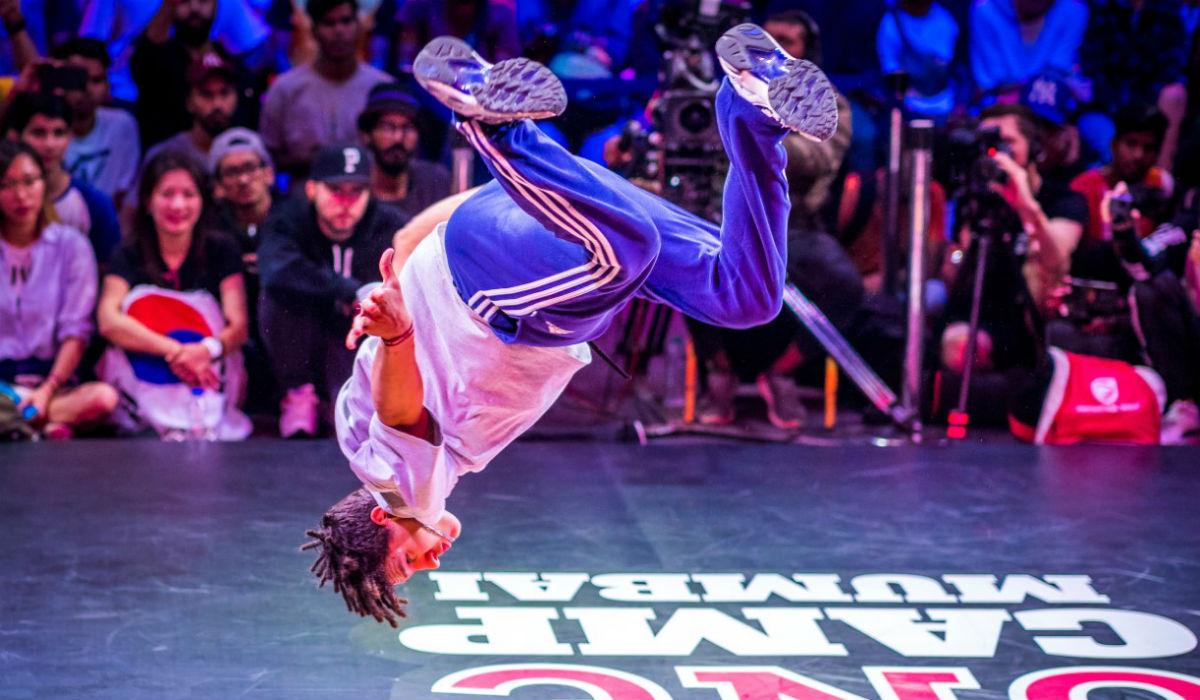 Português em destaque no breakdance mundial