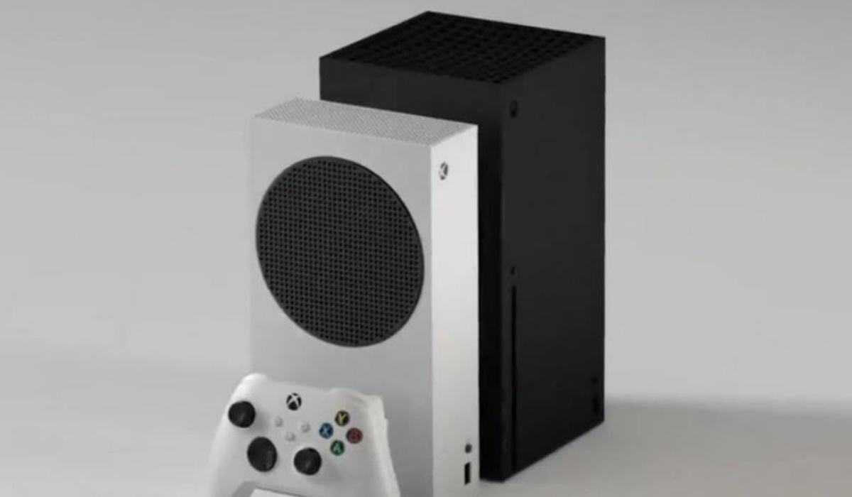 Xbox Series S, a Xbox mais pequena de sempre