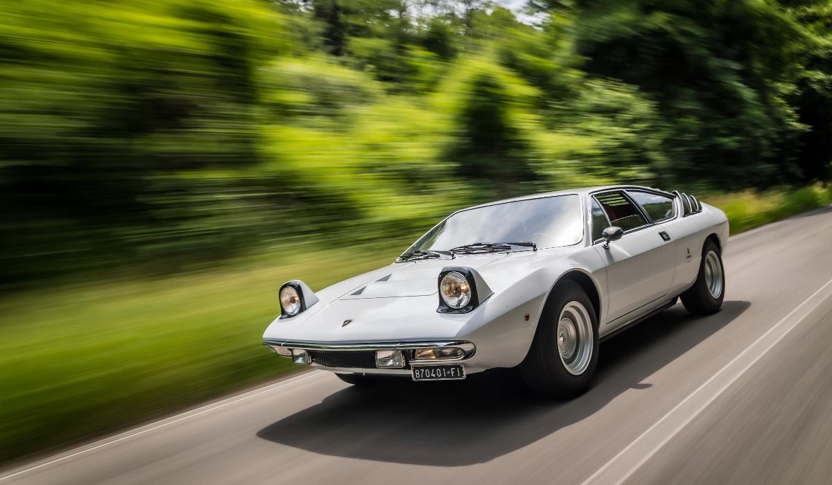 Lamborghini Urraco, o touro incompreendido faz 50 anos