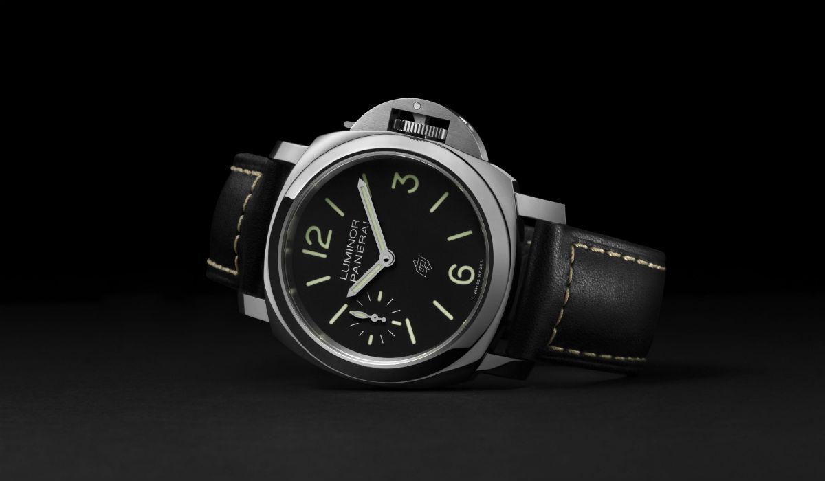 Os novos relógios da Panerai são inspirados nos primeiros modelos da década de 90