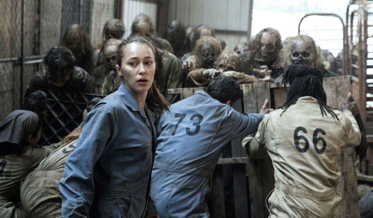 AMC estreia em exclusivo sexta temporada de Fear the Walking Dead