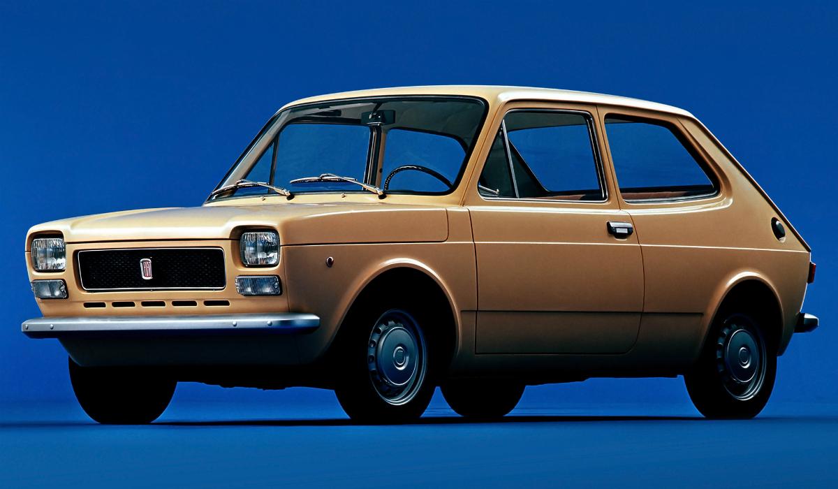 Fiat 127, um dos carros que conquistou os portugueses nos anos 70