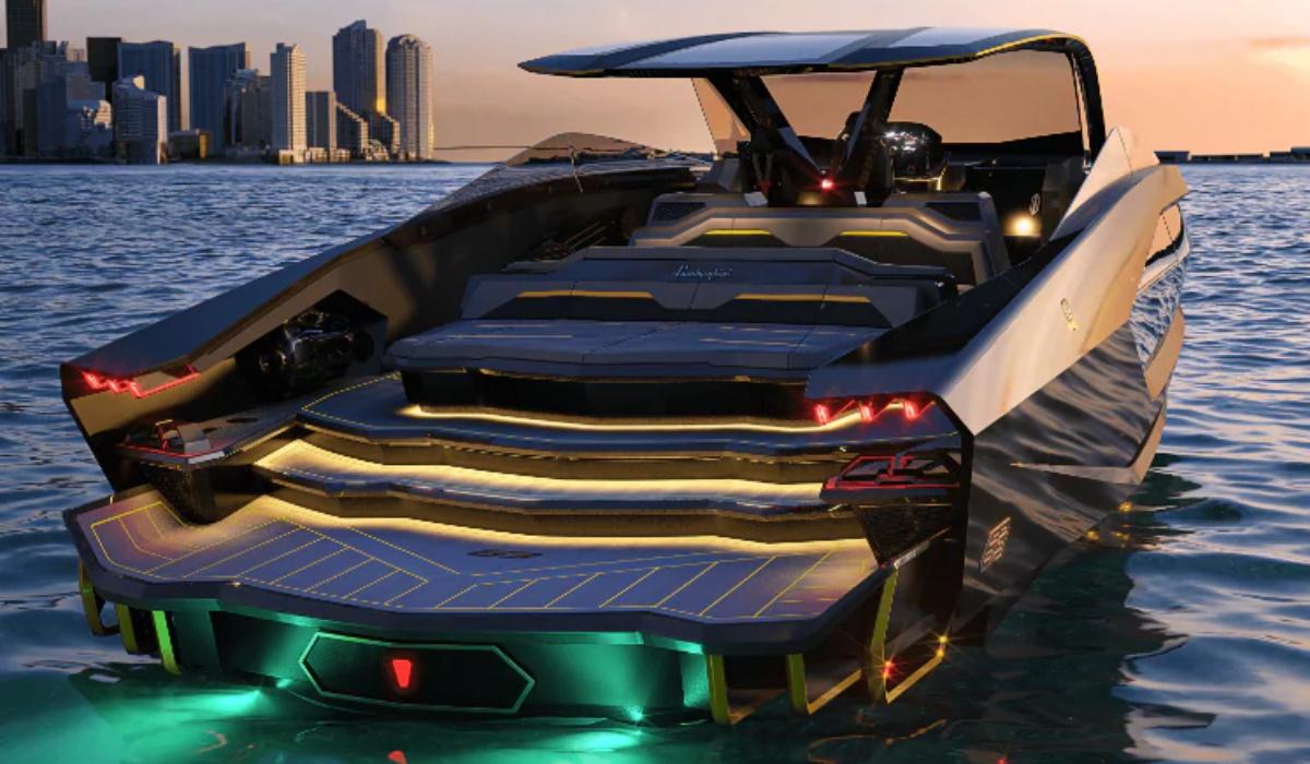 Conor McGregor compra Lamborghini dos mares com mais de 4000 cavalos