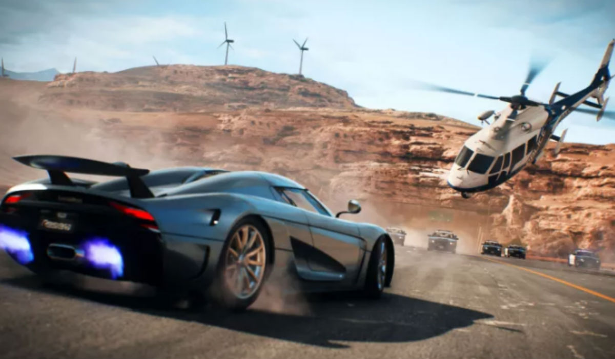Need for Speed: Payback entre as borlas do mês na PlayStation