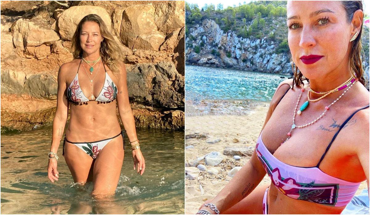 Luana Piovani, a nova prostituta da SIC que prefere homens mais novos