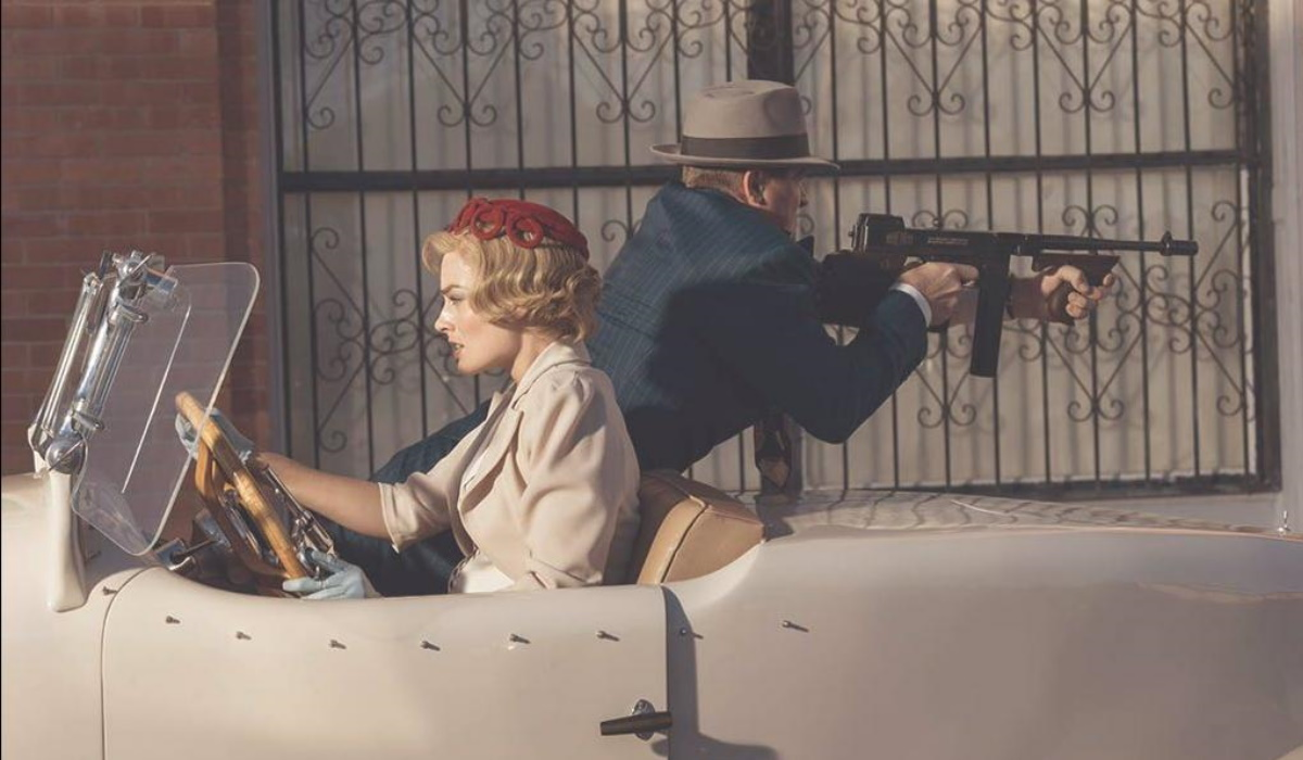 Margot Robbie é uma assassina perigosa e sensual no seu novo filme