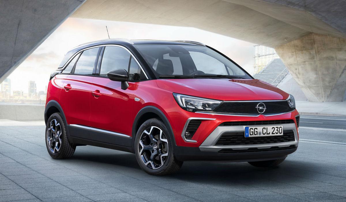 Novo Opel Crossland já está disponível em Portugal