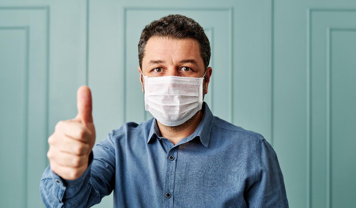 O truque que demora apenas 1 minuto e torna a máscara mais segura e confortável