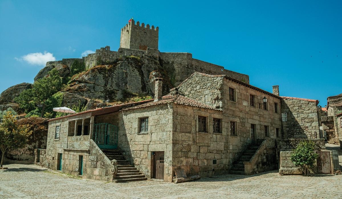 Sortelha, a aldeia medieval no concelho do Sabugal que nos faz viajar no tempo
