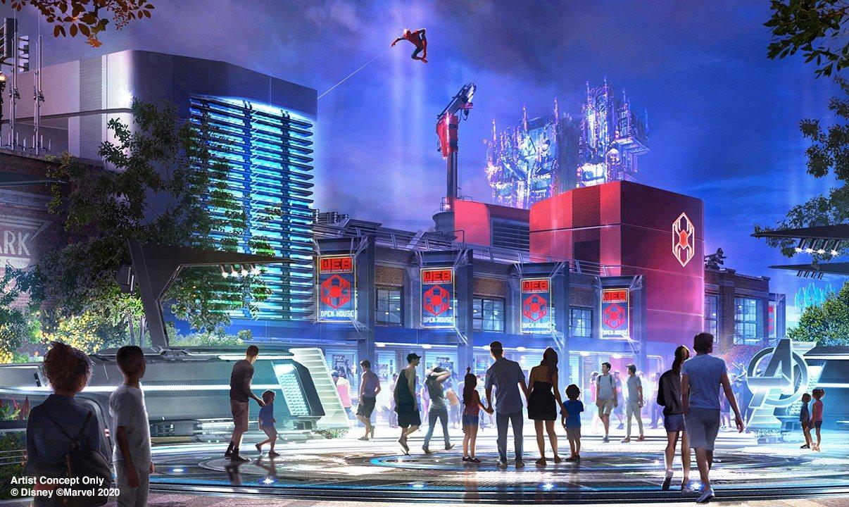 Hotel Star Wars é só uma das novidades que a Disney tem para os parques de todo o mundo