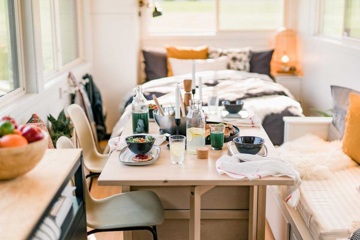 Escape Vista Boho XL, a casa sobre rodas que é sustentável, acessível e com estilo
