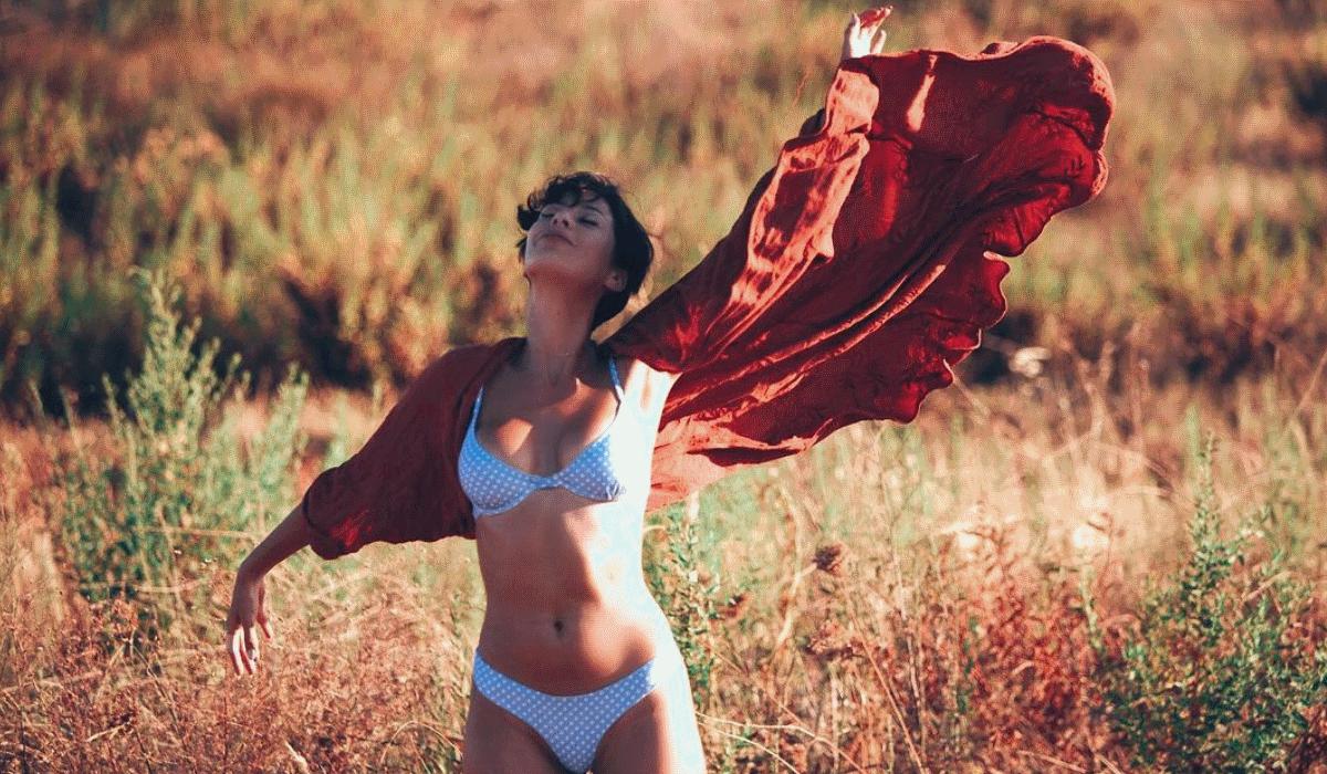 Marta Melro e o bumbum de sonho em tempo de confinamento