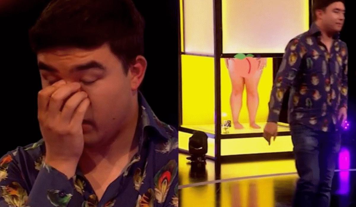 Homem virgem sente-se mal depois de ver mulheres nuas em programa de televisão