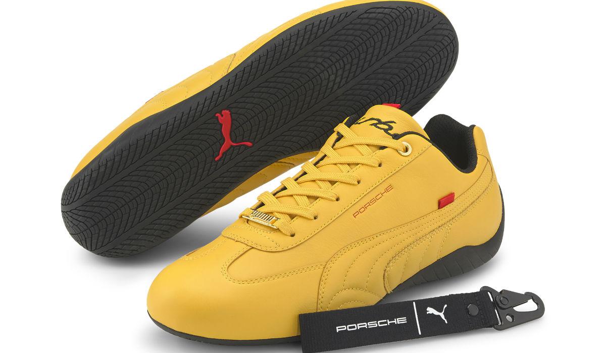 Puma e Porsche apresentam coleção de calçado inspirada no 911 Turbo