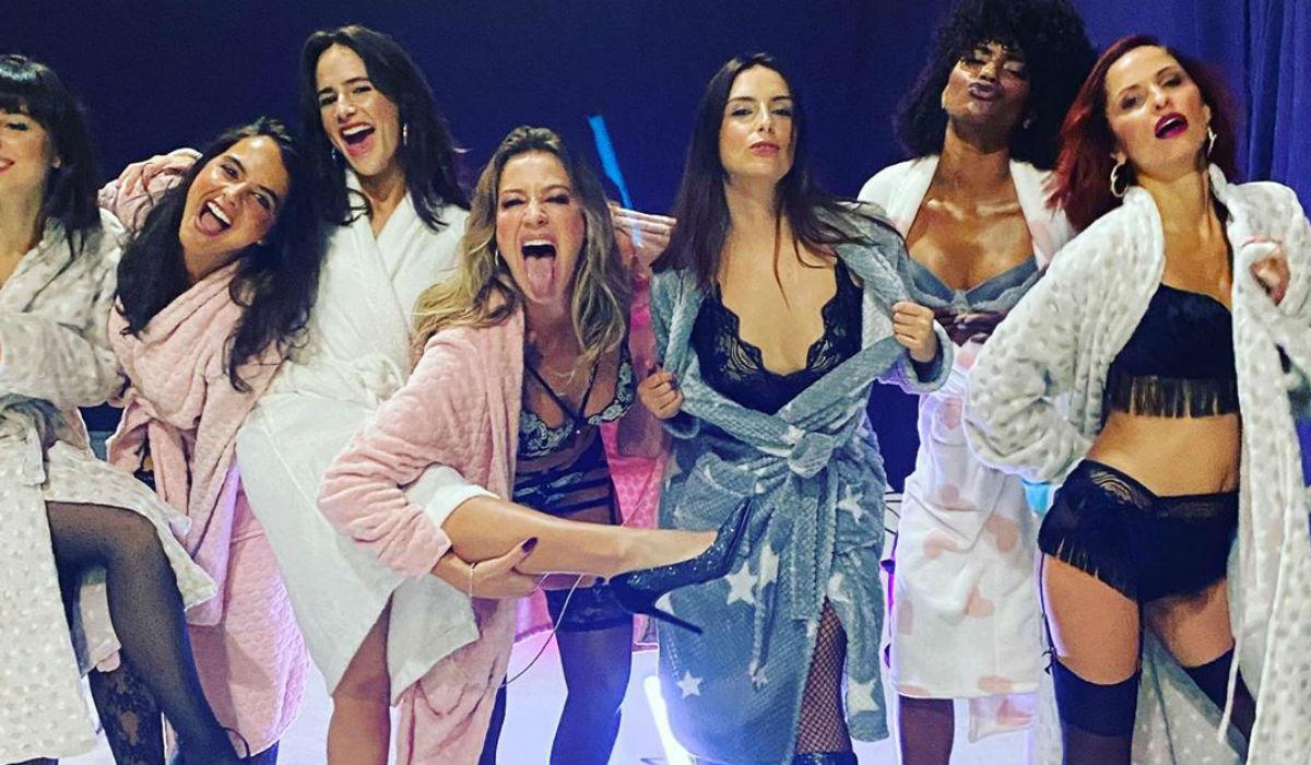 O Clube, a série da SIC que vai despir várias atrizes baseia-se em histórias passadas no Elefante Branco