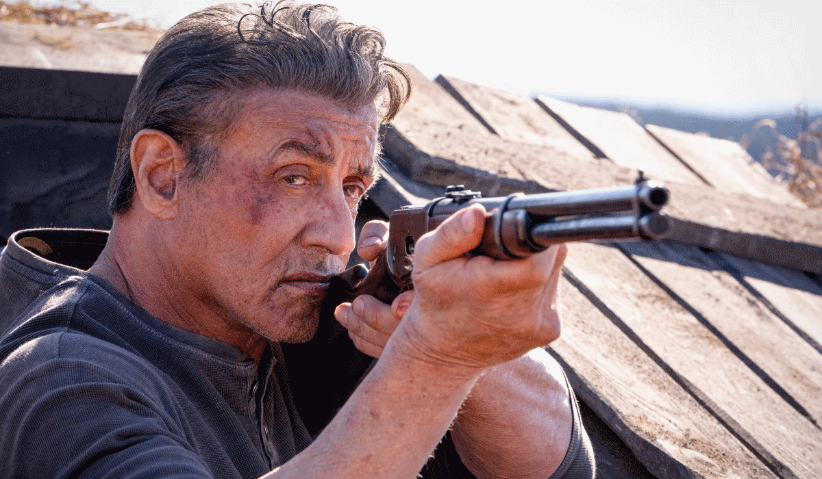 Sylvester Stallone revela que Rambo pode estar de volta