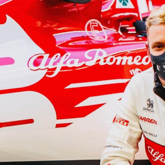 Rumores chegam ao fim e filho de Michael Schumacher está confirmado na Fórmula 1