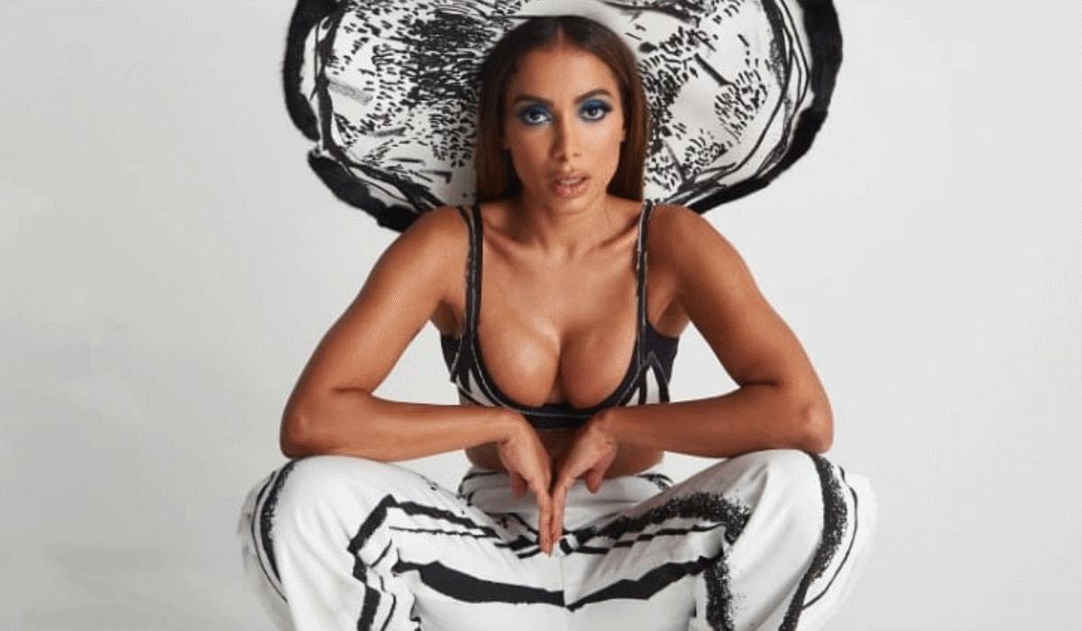 Anitta e as dicas de sexo anal que estão a dar que falar