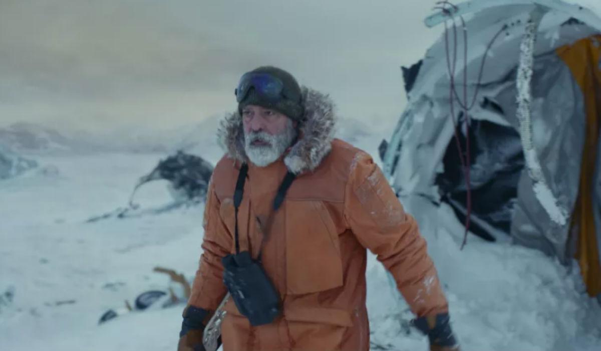 A primeira vez de George Clooney na Netflix está a correr mundo