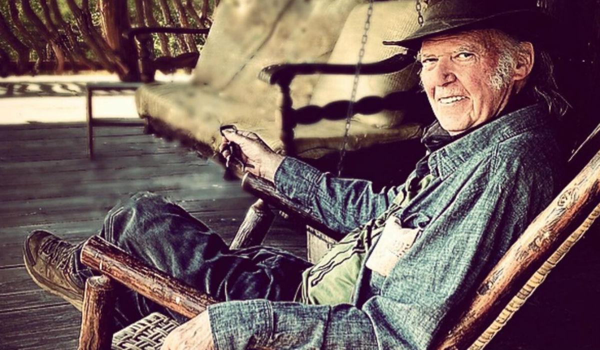 Neil Young vende músicas por 120 milhões de euros