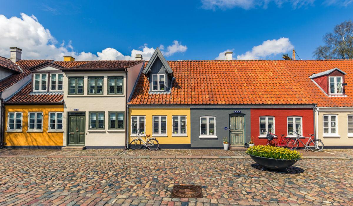 Odense tem bons museus, locais históricos e um dos melhores zoos da Europa