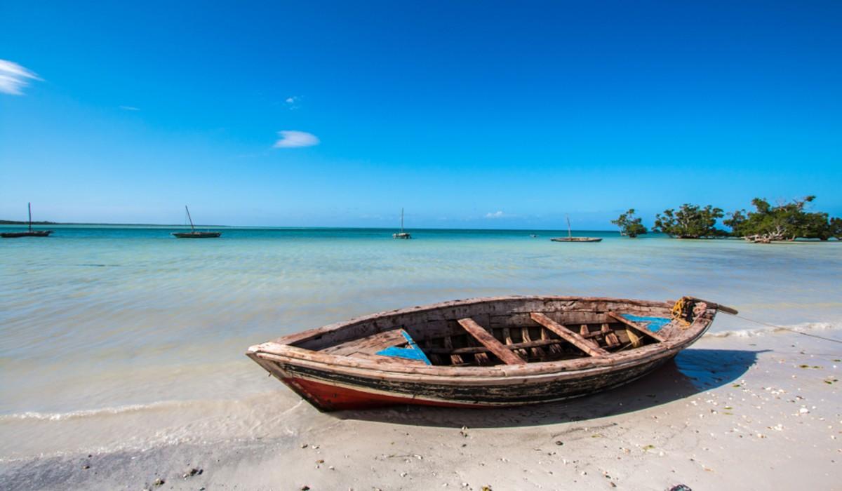 Quirimbas é um dos últimos paraísos na terra e fica em Moçambique