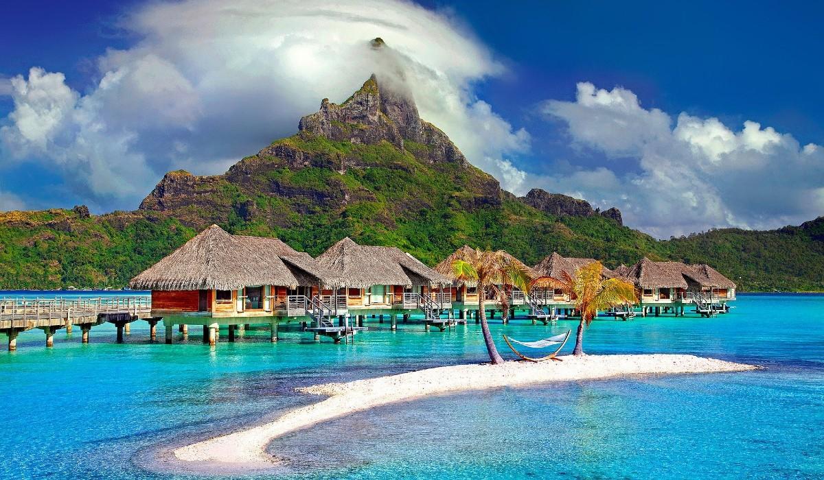 Bora Bora, a ilha dos amores